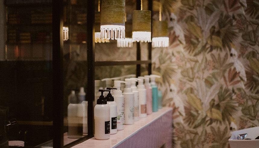 Mysoko - Salon de coiffure privé à Nice - Produits Welleda